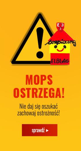 MOPS ostrzega